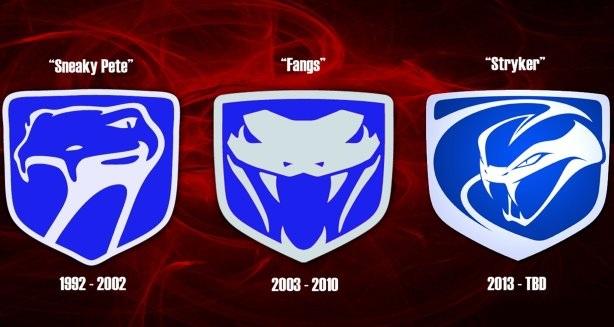 SRT Viper, il nuovo logo si chiama Stryker
