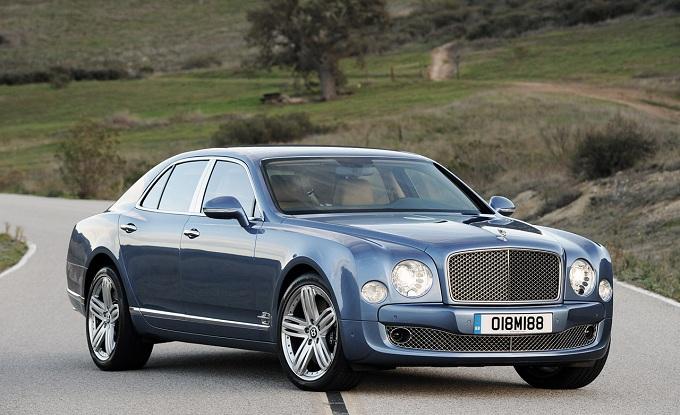 Bentley Mulsanne, potrebbe adottare il motore 4.0 V8 twin-turbo
