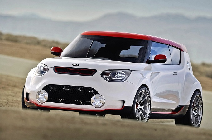 Kia Trackster Concept foto ufficiali