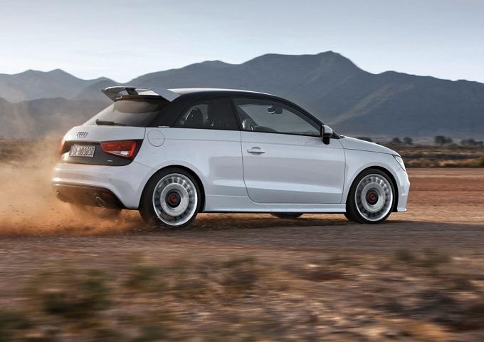 Audi S1, la piccola sportiva dei Quattro Anelli arriva nel 2013