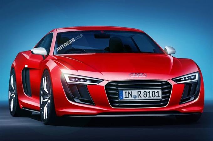Audi R8, nuove indiscrezioni sulla prossima generazione