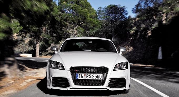 Audi TT RS Plus: confermata la presenza al Salone di Ginevra 2012
