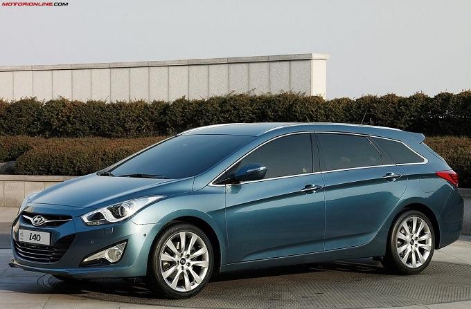 Hyundai i40, una versione sportiva in programma?