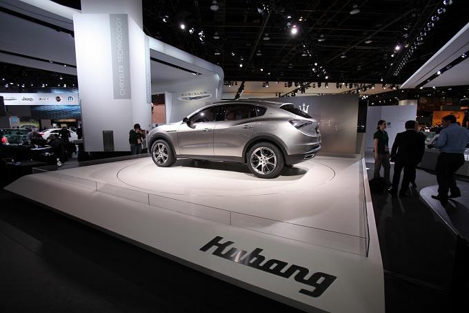 """Maserati, registrato il nome """"Levante"""": serve per la nuova berlina?"""