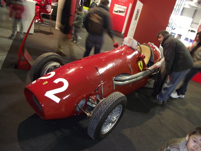 Milano Auto Classica 2012