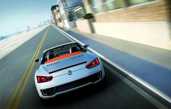Volkswagen Bluesport, ancora possibile la spyder compatta?
