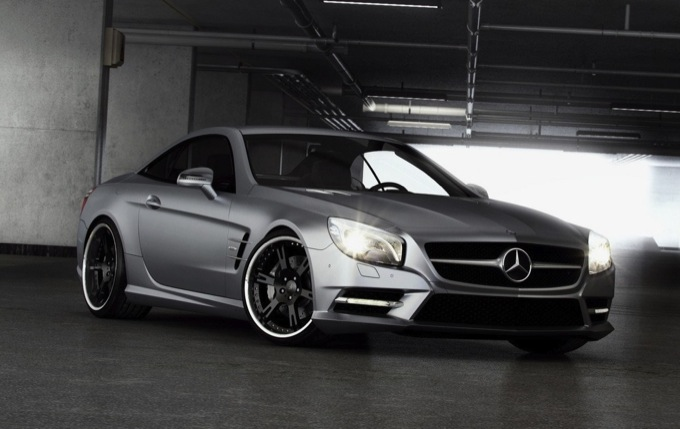 Mercedes SL500 by Wheelsandmore, arriva la versione tuning del roadster teutonico