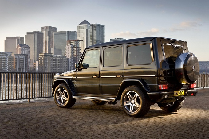 mercedes g restyling g63 amg e g65 amg nuove informazioni. Black Bedroom Furniture Sets. Home Design Ideas