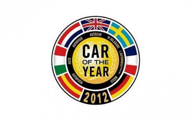 Auto dell\'anno 2012 candidate