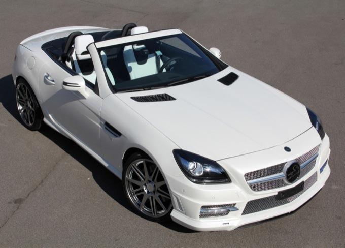 Mercedes SLK by Carlsson, discrete modifiche per la piccola roadster di Stoccarda