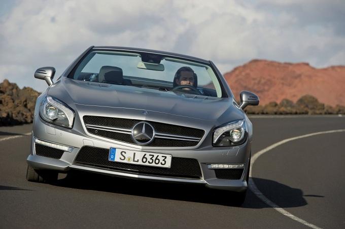 Mercedes SL65 AMG, sarà svelata al Salone di New York 2012