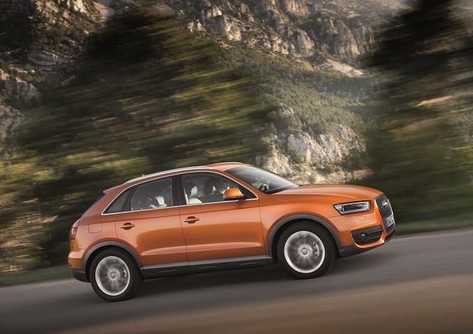 Audi Q3 2.0 TDI Quattro, 140 cv e trazione integrale