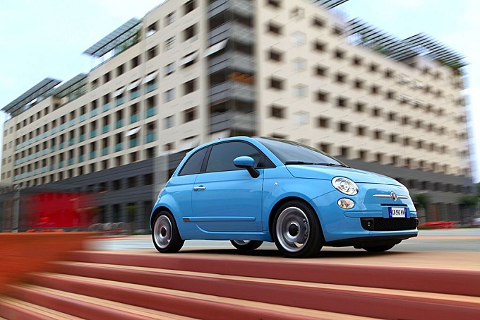 Nuova Fiat 500 Pop Star