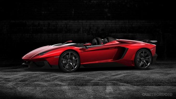 Lamborghini Aventador J, successo su internet per la one-off del Toro