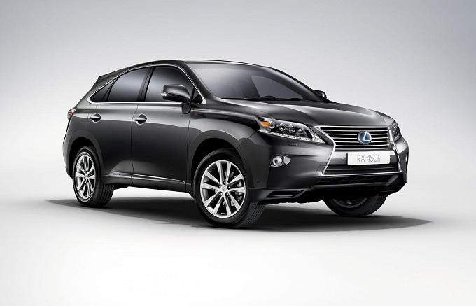 Lexus, un nuovo SUV medio in fase di sviluppo?