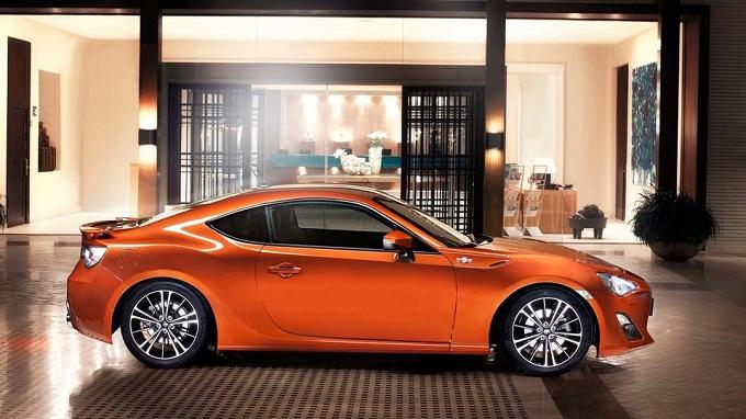Toyota GT 86, sarà venduta a 29.900 euro in Europa
