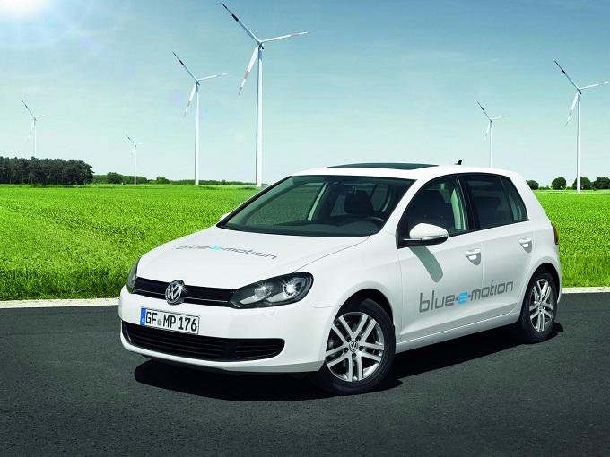 Volkswagen Golf elettrica, si chiamerà Volkswagen E-Golf?