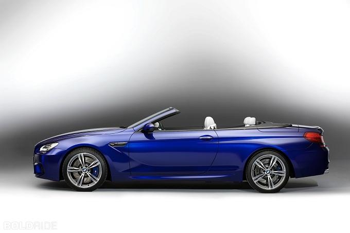 BMW M6 Cabrio, sarà presentata al Salone di New York 2012