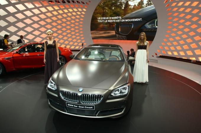 BMW: intervista a Franz Jung al Salone di Ginevra 2012