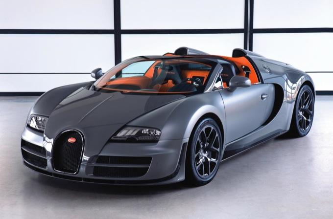 Bugatty Veyron Grand Sport Vitesse