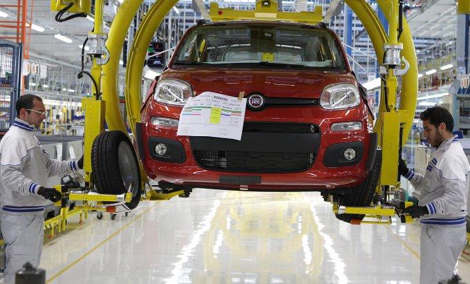 FIAT: Non esiste alcun piano di chiusura di impianti automobilistici in Italia