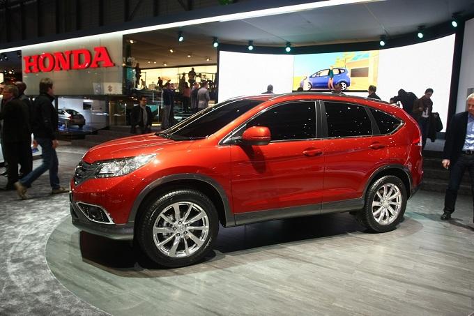 Honda, intervista a Christoph Rust al Salone di Ginevra 2012