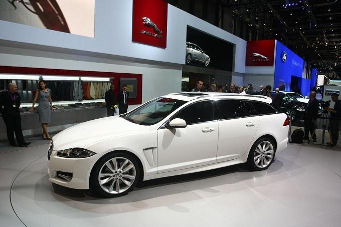 Intervista al Presidente Jaguar-Land Rover Italia al Salone di Ginevra 2012