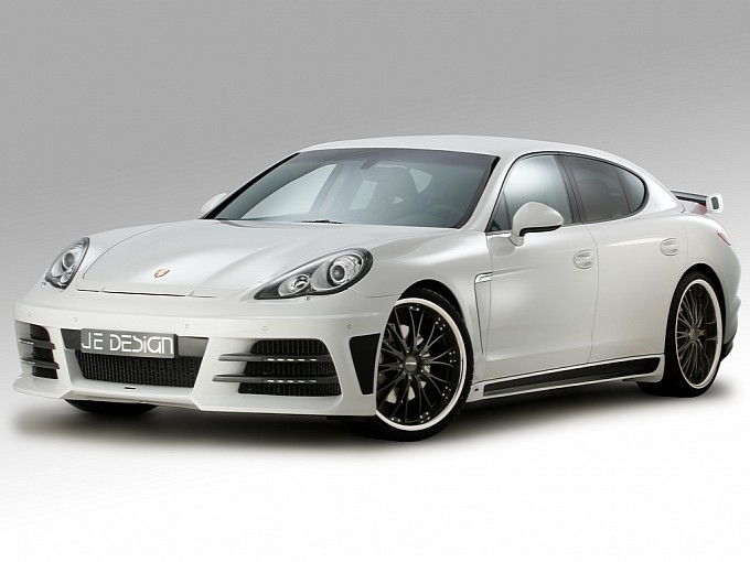 porsche panamera turbo by je design look totalmente rivisto. Black Bedroom Furniture Sets. Home Design Ideas