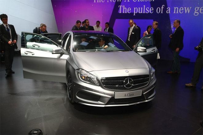 Mercedes-Benz Classe A - Salone di Ginevra 2012