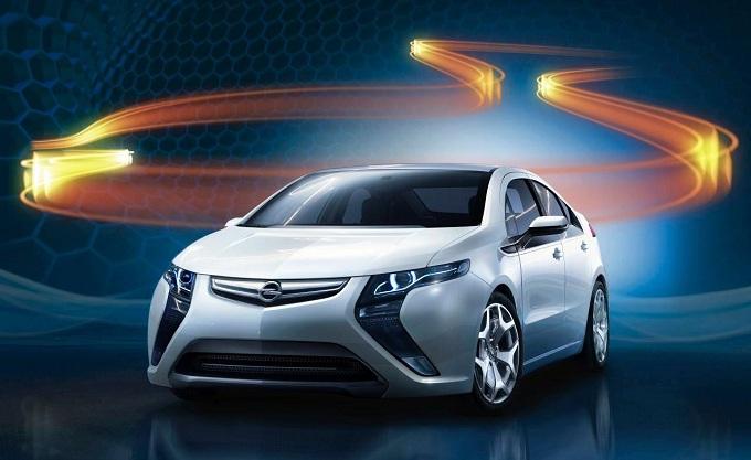 Opel Ampera è Auto dell'Anno 2012 in Europa