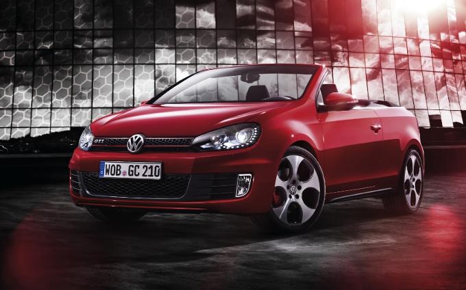 La Volkswagen Golf Cabriolet più potente di tutti i tempi al Salone di Ginevra