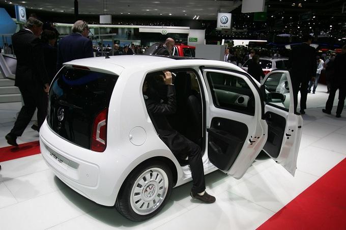 Volkswagen, intervista a Massimo Nordio al Salone di Ginevra 2012