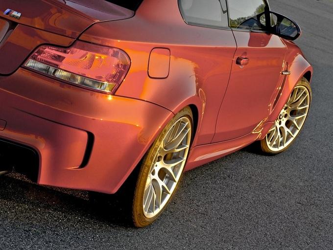 BMW Serie 1 M Coupé, termina la produzione della piccola di Motorsport