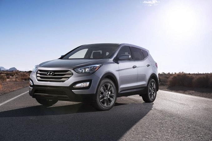 Hyundai Santa Fe 2013, immagini ed informazioni ufficiali