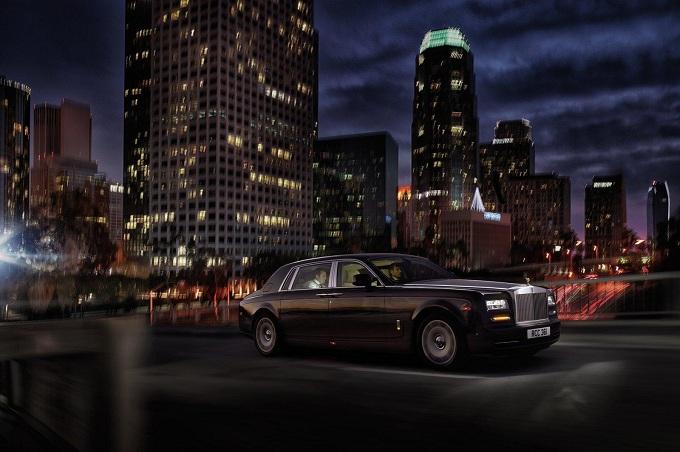 Rolls-Royce Phantom EWB restyling