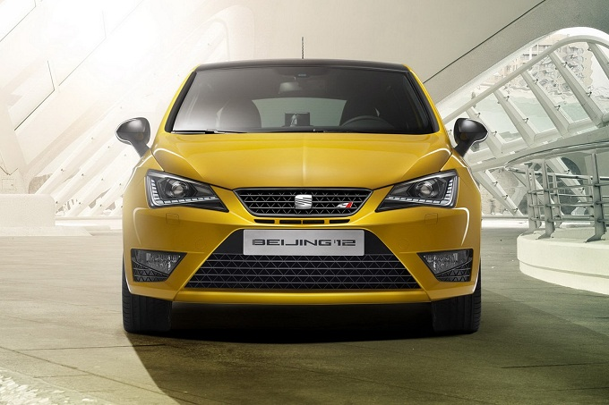Seat Ibiza restyling Cupra Concept