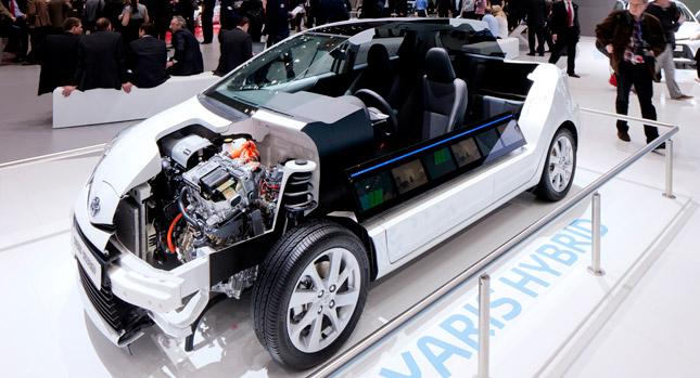 Toyota, nuova strategia per il contenimento dei costi
