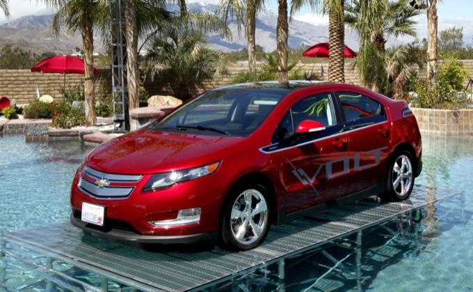 Chevrolet Volt disponibile nei concessionari italiani