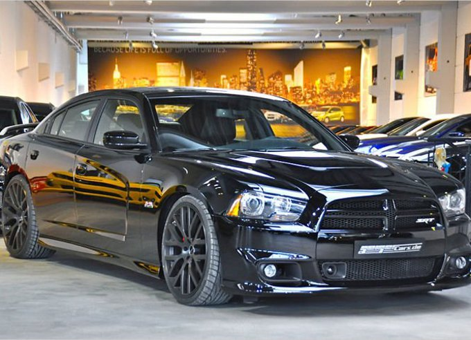 Dodge Charger SRT8 by Geiger Cars, americana con DNA tedesco