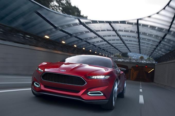 Ford Mustang, la nuova generazione somiglierà a Ford Evos Concept
