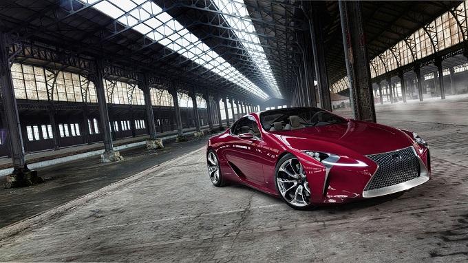 Lexus, in fase di sviluppo una supercar da quasi 800.000 euro?