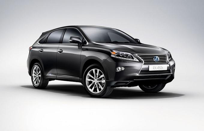 Lexus RX restyling, in arrivo un cambio automatico ad otto marce?