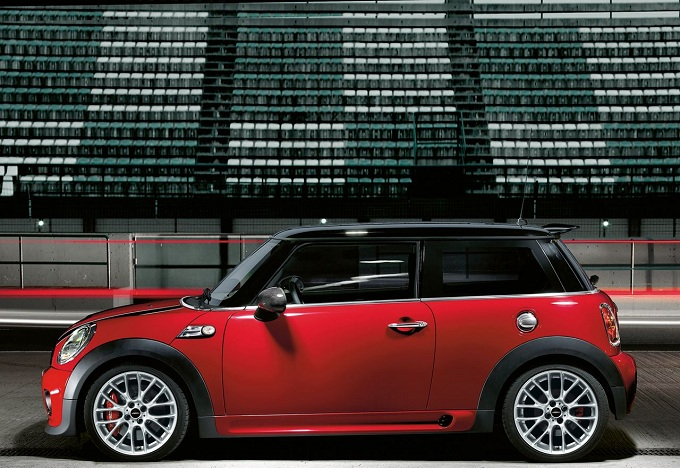 MINI JCW GP, sarà svelata al Salone di New York 2012?