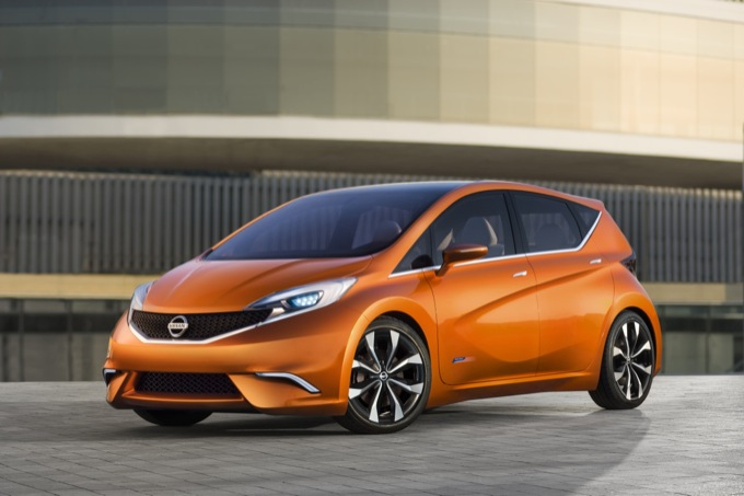 Nissan Invitation Concept, arrivano nuove immagini e un video ufficiale