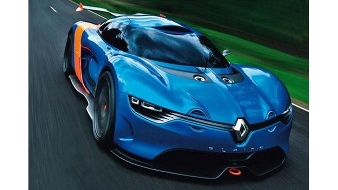 Alpine A110-50, è questa la concept car che fa rinascere il brand francese?