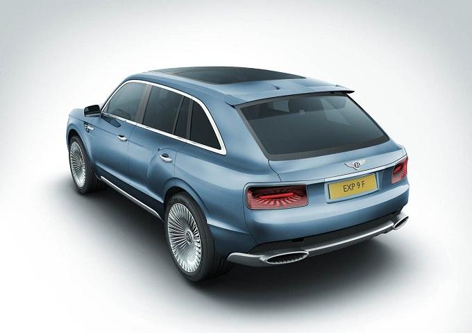 Bentley, indiscrezioni sul futuro dell'azienda britannica