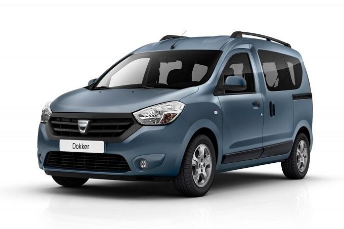Dacia Dokker 2012