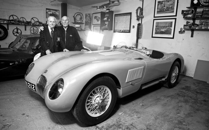 Jaguar Heritage Racing presente alla Mille Miglia 2012