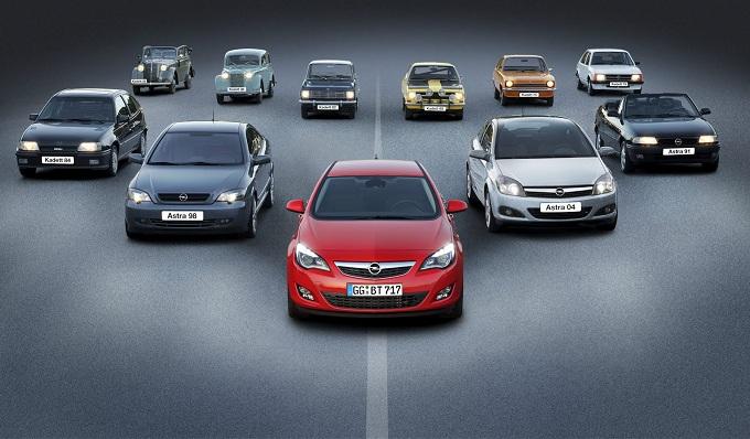 Opel Astra, la nuova generazione sarà prodotta in Gran Bretagna e in Polonia