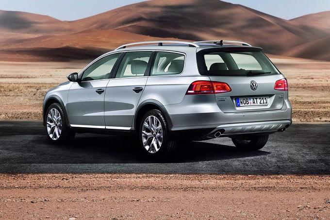 Volkswagen Golf, la prossima generazione anche in versione Alltrack?